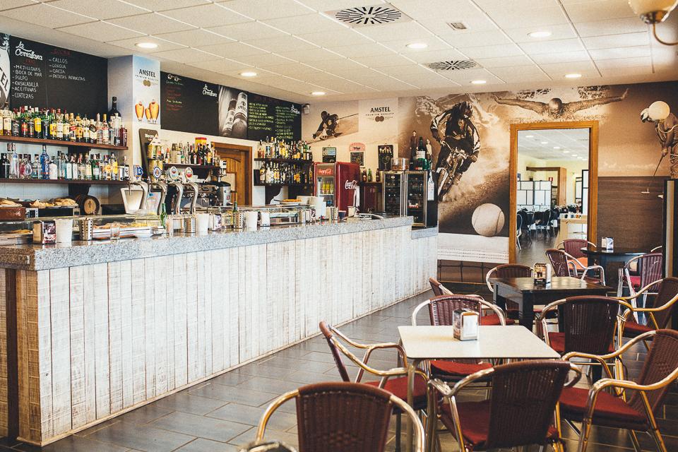 Cafetería La Cerrallana